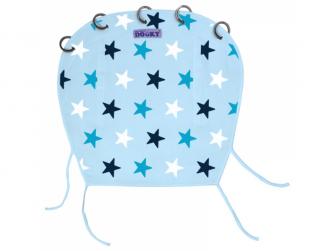 Clona Design Baby Blue / Blue Stars