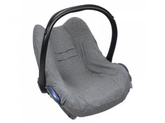 Seat Cover 0+ UNI DARK GREY MELANGE