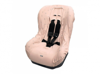 Seat Cover Group1 ORIGAMI SWALLOW PINK 2