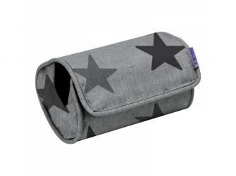 Arm Cushion Grey Stars