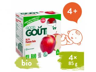 BIO Jablko (4x85 g)