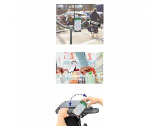 univerzální držák na mobilní telefon Transparent 6