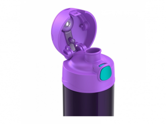 Hydratační uzávěr pro dětskou sérii 12001x a 12002x - světle fialová