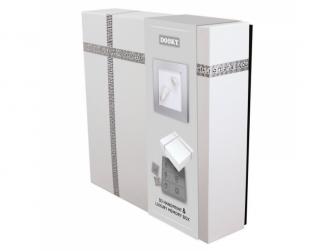 3D Handprint + Luxury Memory Box