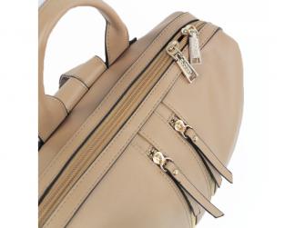 Přebalovací batoh a taška na kočárek 2v1 MINI, nude 2