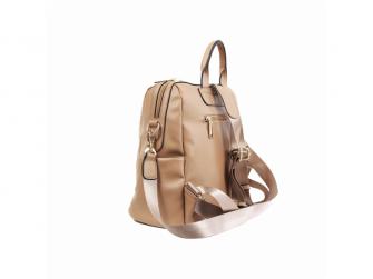 Přebalovací batoh a taška na kočárek 2v1 MINI, nude 3