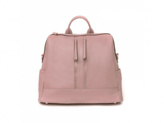 Přebalovací batoh a taška na kočárek 2v1 MINI, dusty pink