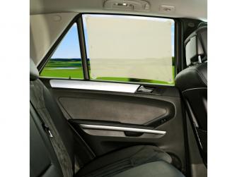 Stínítko na zadní okno auta- univerzální béžová 3