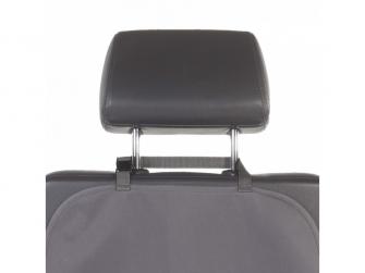 Ochranný kryt na přední sedadlo ŠEDÝ 3