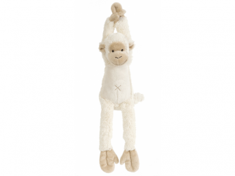 Smetanová Opička Mickey Hudební vel.40 cm