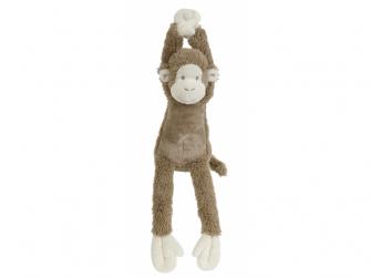 Hnědá Opička Mickey Hudební vel.40 cm