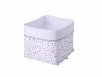 Textilní krabice hvězdičky 2