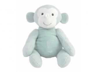 Zelená opička Marlo no.2 27 cm