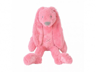 Malinový králíček Richie vel.38 cm