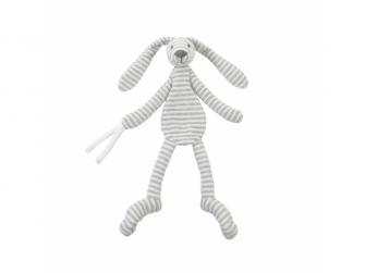 Přítulka králíček Reece šedý 30 cm