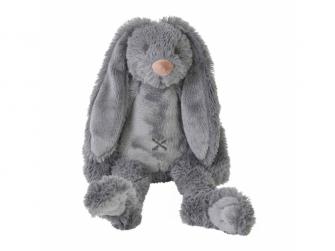 Šedý králíček Richie vel.38 cm