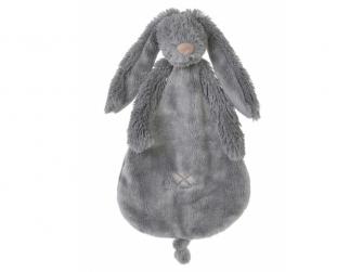 Šedý králíček Richie přítulka vel.25 cm