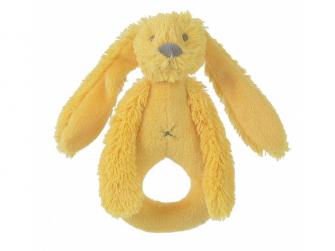 Králíček Richie chrastítko žluté