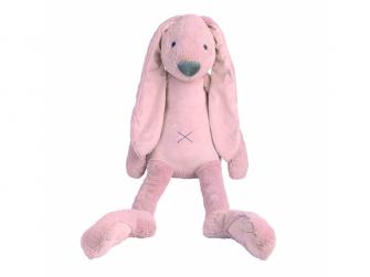 Králíček Richie XXL BIG Old pink - velikost 100cm