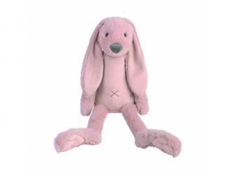Králíček Richie BIG Old pink - velikost 58 cm