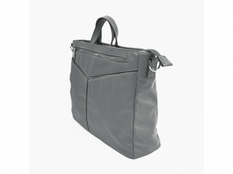 Organizér a kabelka na kočárek 2v1 ELEN, dark grey 2