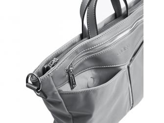 Organizér a kabelka na kočárek 2v1 ELEN, dark grey 4