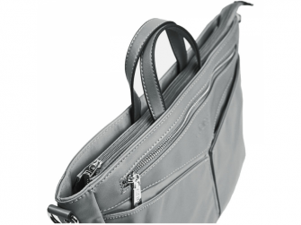 Organizér a kabelka na kočárek 2v1 ELEN, dark grey 5
