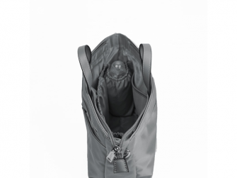 Organizér a kabelka na kočárek 2v1 ELEN, dark grey 6