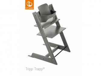 Baby set Tripp Trapp® - Storm Grey