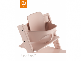 Baby set Tripp Trapp® - Serene Pink 2