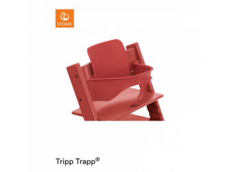 Baby set Tripp Trapp® Warm Red