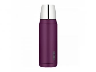 Termoska na nápoje - purpurová