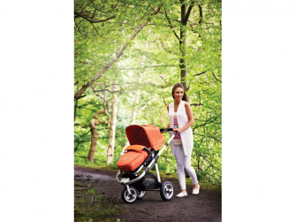 APPLE STROLLER/3 WHEELER JOGGER 4