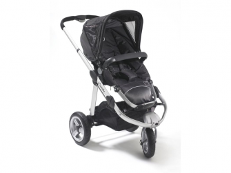 APPLE STROLLER/3 WHEELER JOGGER