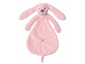 Růžový králíček Richie přítulka