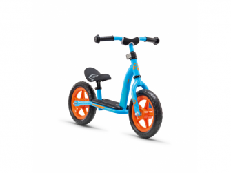 Dětské odrážedlo pedeX easy 10 modro-oranžové 2