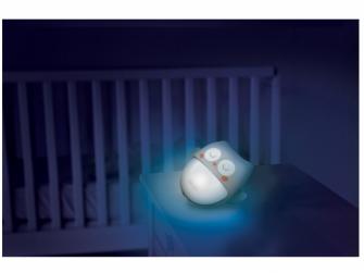 Noční lampička Sova 5