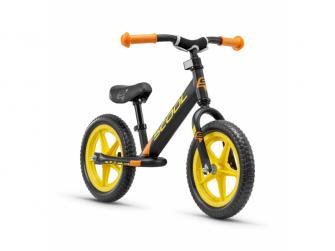 Dětské odrážedlo pedeX race černo-žluté 2