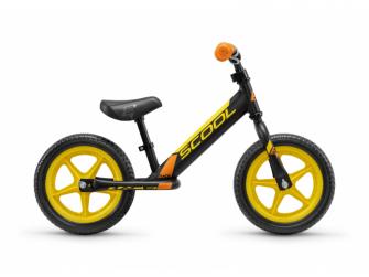Dětské odrážedlo pedeX race černo-žluté