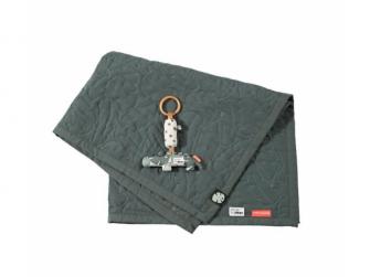 Dárkový set deka a hračka, Tiny Tropics
