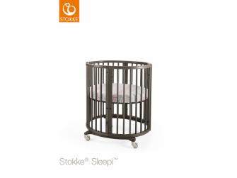 Postýlka Sleepi™ Mini, Hazy Grey