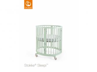 Postýlka Sleepi™ Mini, Mint Green