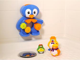Tučňák do koupele 4