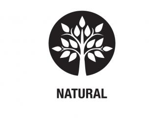 Přírodní šampón Super leaves s detox. účinkem  - rozjasňující pro normální a mastné vlasy 473 ml 9