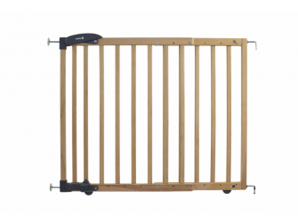 Zábrana Dual Install Extending Wood Natural 2