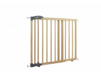 Zábrana Dual Install Extending Wood Natural 3