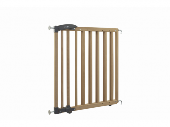 Zábrana Dual Install Extending Wood Natural 4