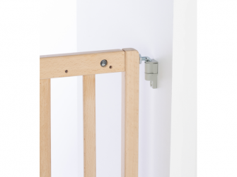 Zábrana Dual Install Extending Wood Natural 8