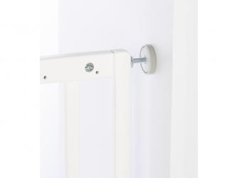 Zábrana Dual Install Extending Wood White 6