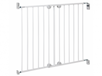 Zábrana Wall Fix Extending Metal White 2